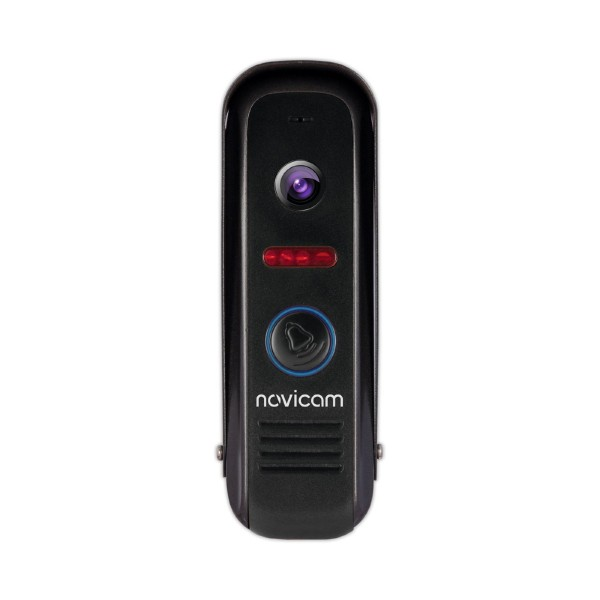 Novicam MASK HD Black / Silver - HD вызывная панель 1.3 Мп  купить с доставкой