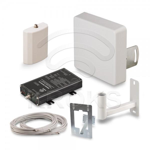 Комплект KRD-900-70 для усиления сотовой связи GSM900-70 для дачи купить с доставкой