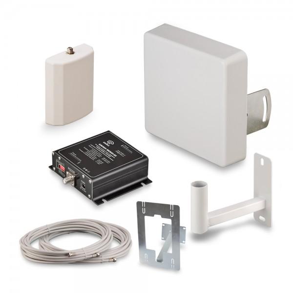 Комплект KRD-900-60 для усиления сотовой связи GSM900 для дачи купить с доставкой